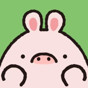 ブタハナウサギ